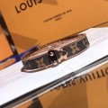 "Браслет Louis Vuitton ""Nano Monogram bracelet"" gold"